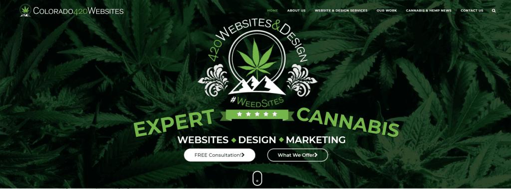 colorado 420 websites